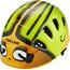 Edelrid Shield II - Casco esquí Niños - amarillo/naranja